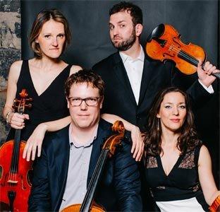 Le Cas Beethoven I avec le Quatuor Voxpopuli